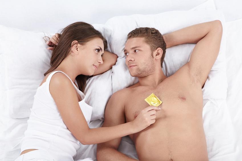 hår på fissen kondom str
