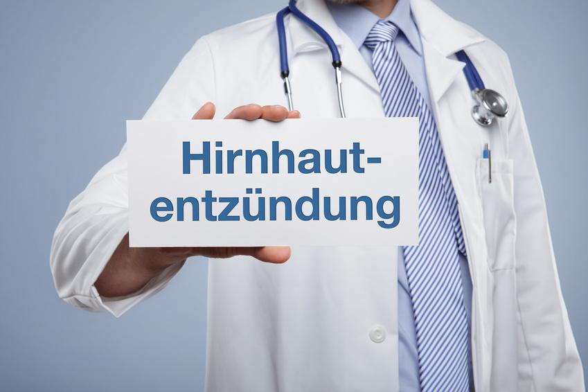 apotheken-wissen.de: Verdacht auf Meningitis / Hirnheutentzündung? *