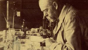 apotheken-wissen.de: Welttuberkulosetag - Robert Koch
