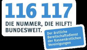 apotheken-wissen.de: Ärztlicher Bereitschaftsdienst, zentrale Notrufnummer 116 117