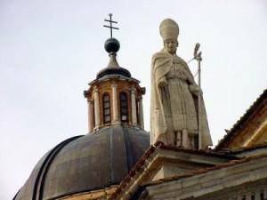 Ein Vatikan-Besuch wäre für Papaphobiker nichts...