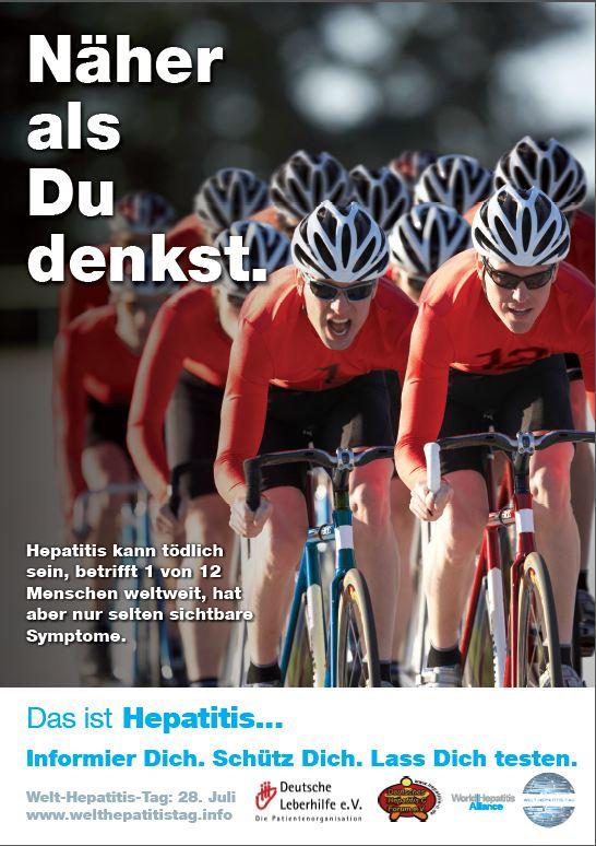 apotheken-wissen.de: Plakatmotiv Welt-Hepatitis-Tag 2012