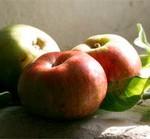 Apfelmaske bei müder und strapazierter Haut