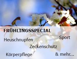 Gesundheitstipps im Frühling - apotheken-wissen.de