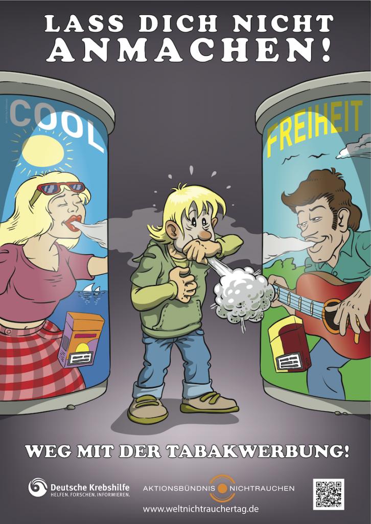 Plakat ABNR - Welt-Nichtrauchertag 2013 - apotheken-wissen.de