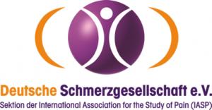 Logo der Deutschen Schmerzgesellschaft e.V. - apotheken-wissen.de