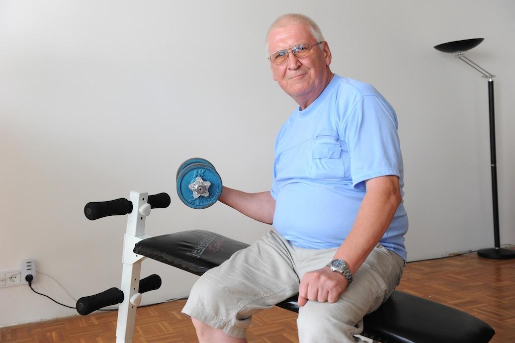 abnehmen im alter von 60