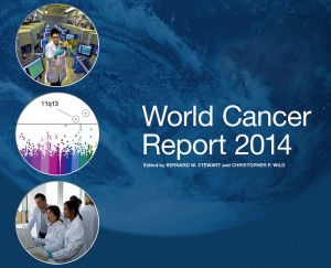 Weltkrebsbericht 2014 der WHO - apotheken-wissen.de