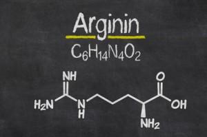 Chemische Formel von Arginin - apotheken-wissen.de
