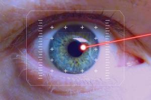 Hornhautverkrümmungen lasern - apotheken-wissen.de