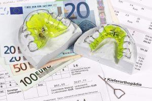Kostenplan Zahnspange, Kieferorthopädie - apotheken-wissen.de