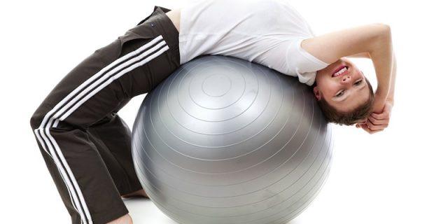 Gymnastikball - apotheken-wissen.de