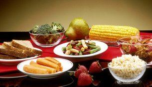 Gesunde Nahrungsmittel: Gemüse, Getreide, Obst - apotheken-wissen.de