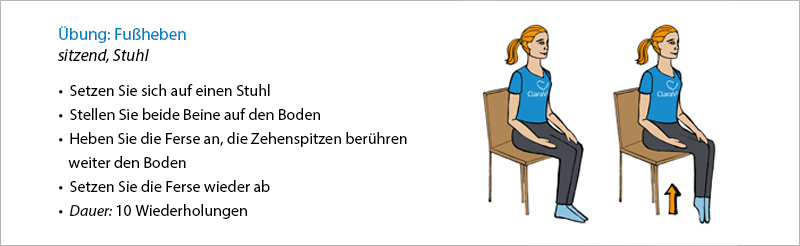 Ubung gegen Venenleiden 2 - apotheken-wissen.de